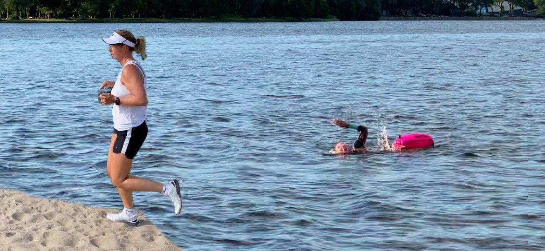 swim-run