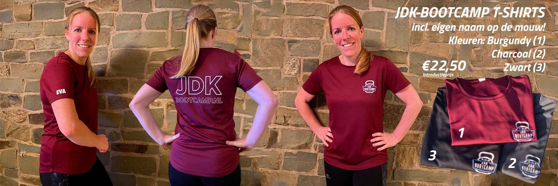 JDK-BOOTCAMP t-shirts te koop