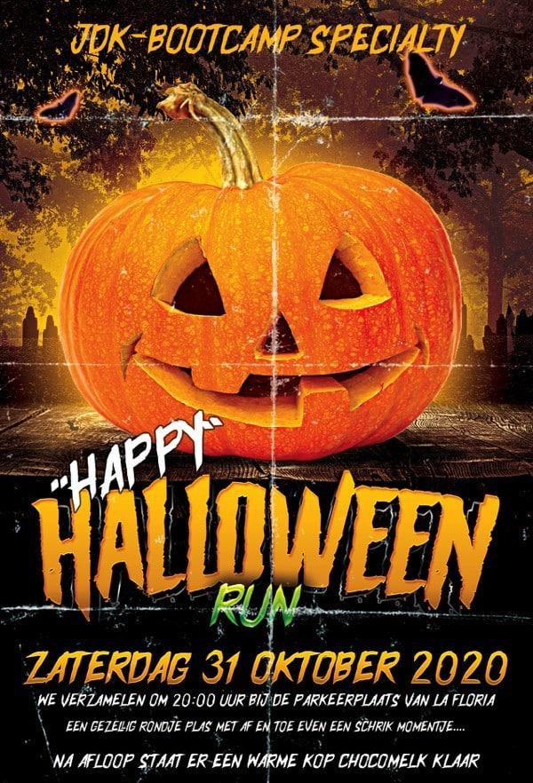 Happy Halloween Run