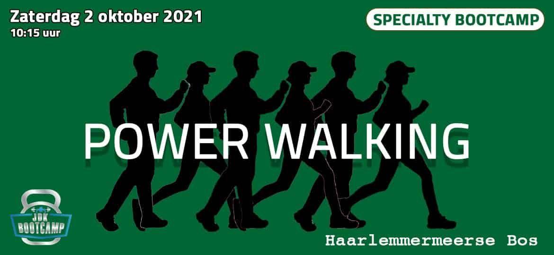 powerwalking